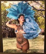 DANIELLE COLBY VERY SEXY UNSIGNED 8x10 PHOTO #6  AMERICAN PICKERS