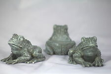 FROG PLANTER FEET, SET OF 3 POT PLANT FEET, PLANTING ACCESSORY and GARDEN GIFT