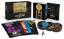 STAR TREK:  50TH ANNIVERSARY TV & MOVIE COLLECTION [Blu-ray] 100% ORIGINAL!!!!!!
