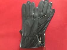 ROECKL Handschuhe  Damen Nappa tief dunkelblau,fast schwarz S 6,5 dünnes Futter