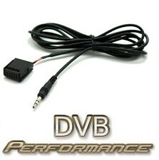 Connects2 Ford Focus C-Max Mk1 2003 on Aux Input Lead iPod iPhone MP3