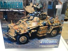 Collectors Showcase German 222 Armoured Car limited edition - Market Garden