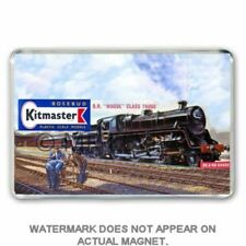 RETRO  KITMASTER  BR MOGUL CLASS KIT BOX ARTWORK JUMBO Fridge / Locker Magnet