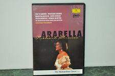 Richard Strauss Arabella DVD Video Region 0 Worldwide The Metropolitan Opera
