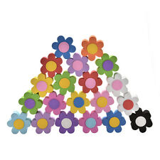 Lovely Eva Flower Decorative Car Antenna  Topper Balls Color Random Practical ;