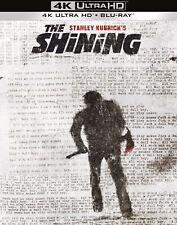 The Shining Special Edition (4K Ultra HD + Blu-ray) Jack Nicholson