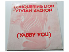Vivian Jackson (Yabby You) - Conquering Lion-LP-Made in Jamaica