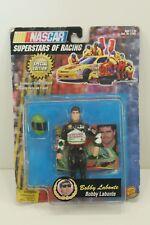 Bobby Labonte #18 Action Mcfarlane 6 Figure Series 2 Wtrophy Action- & Spielfiguren