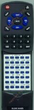 Replacement Remote for RCA CDRW120, 257969