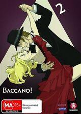 Baccano! : Vol 2 (DVD, 2009) Region 4