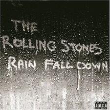 Rolling Stones Rain MIX & EDITS UK CD BLACK EYED PEAS
