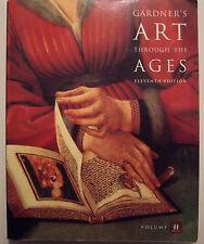 Gardner's Art Through the Ages Vol. II by Kleiner, Christin J. Mamiya,...