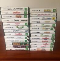 Nintendo DS 2DS 3DS Games Like New Australian Seller