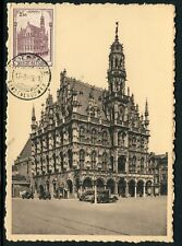 Belgique - Carte Maximum 1959 - Oudenaarde