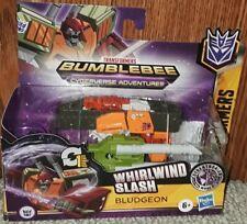 Transformers Cyberverse Bludgeon one-step Whirlwind Slash 1 new sealed