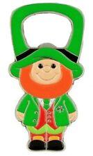 Irish Leprechaun Bottle Opener Fridge Magnet Souvenir Ireland St Patricks Day