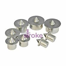 8Pce Dowel Centre Point Set 6 - 12mm - Wood Timber Marker Hole Align