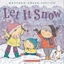 Let It Snow by Cocca-Leffler, Maryann
