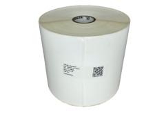 Zebra Z Select 4000d 10009531 570 Thermal Transfer Label Roll 4x5 6 Rolls
