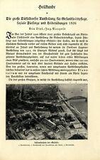 Gesolei-Ausstellung Düsseldorf u.a.Luftaufnahmen Bilder +Text von 1926