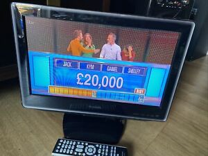 """Toshiba 19V665DB 19"""" LCD TV with Built In DVD Player"""