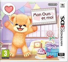 MON OURS ET MOI  JEU 3DS NEUF