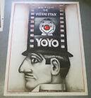 Affiche de cinéma : YOYO de Pierre ETAIX