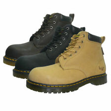 Dr. Martens Leather Industrial Work Boots & Shoes