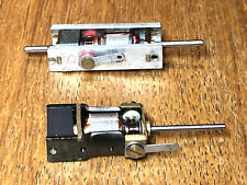 TWO MOTORS (5-pole ?) OO TESTED AND WORKING.