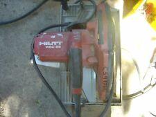 HILTI WSC 85 Circular Saw 1650W 110v Spares or repair