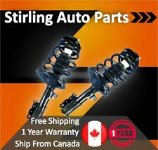 2010 2011 2012 For Ford Escape Front Left Right Complete Strut & Spring Assembly