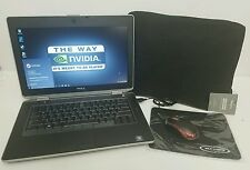 Dell Gaming Laptop/CAD i5 Turbo 320HD 6GB Ram 1gb Nvidia Graphics Win 10
