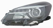 FARO FANALE ANTERIORE Toyota YARIS 2014-2016 LENTICOLARE A LED SINISTRO