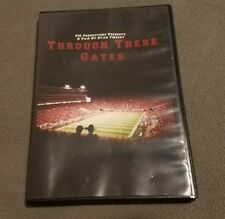 Through These Gates (RARE DVD) Ryan Tweedy Documentary Film Nebraska Cornhuskers
