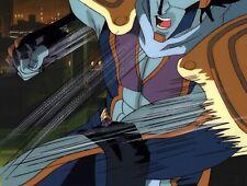 Jojo's Bizarre Adventure Anime Cel Douga Jotaro Star Platinum vs Dio 1993 OVA