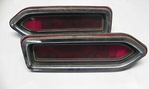 1970 PLYMOUTH SATELLITE BELVEDERE TAIL LIGHT LENES ASSEMBLY MOPAR #3403245
