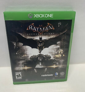 Batman Arkham Knight (Microsoft Xbox One xb1) Complete cleaned and tested