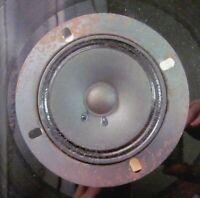 1 Vintage Fisher Audio Lab Tweeter 3 Inch SA-80427 Driver For AL 312 Speaker
