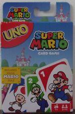 Uno ~ Super Mario Card Game