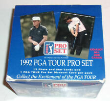 1992 PGA Tour Pro Set Trading Cards 1991 Collectible Golf Trading Cards! SEE!