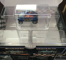1x Clear Acrilyc Display Case 1:64 Scale Hot Wheels Diecast Cars & More