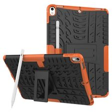 Hybrid Outdoor Protective Case Cover Orange for Apple iPad Pro 10.5 2017 Pouch