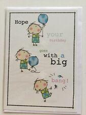 Phoenix Trading Card 'Big Bang Birthday' NEW