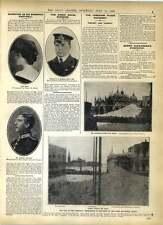 1902 Wreckage St Marks Venice Surgeon Arthur Bankart