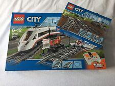 Lego 60051 City Train à grande vitesse Station