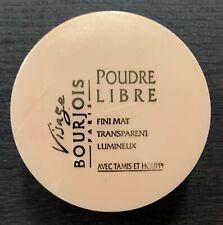 Bourjois Loose Powder Color: 45 Miel Sauvage Poudre Libre 40g  FREE SHIPPING