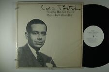 HUBBELL PIERCE WILLIAM ROY Cole Porter Sung & Played by LP Shrink LIMITED PRESS