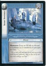 Lord Of The Rings CCG Card MoM 2.R20 Secret Sentinels