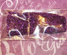 Fr Nirvana Dominique Purple Glitter Socks Only NuFace Counter Culture