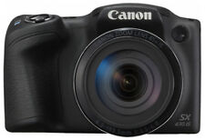 Canon PowerShot Sx430 Is Digital Camera Black 16gb SD Card